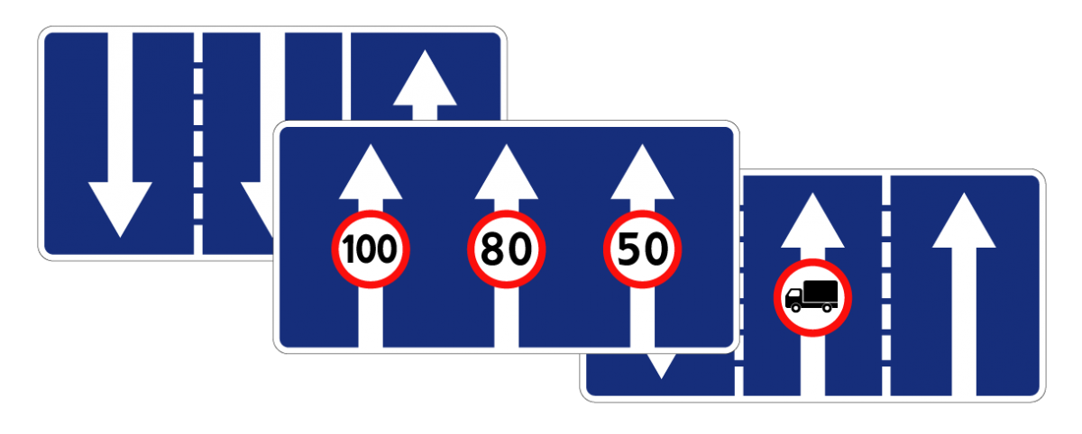 Маски дорожных знаков 900x1800 мм