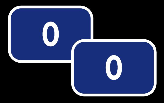 Километровый знак