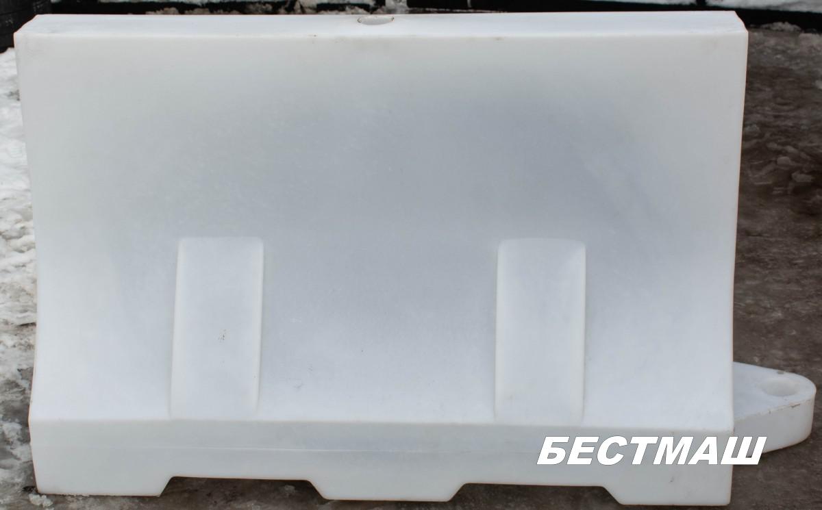 Пластиковый водоналивной барьер 2000x500x800 мм