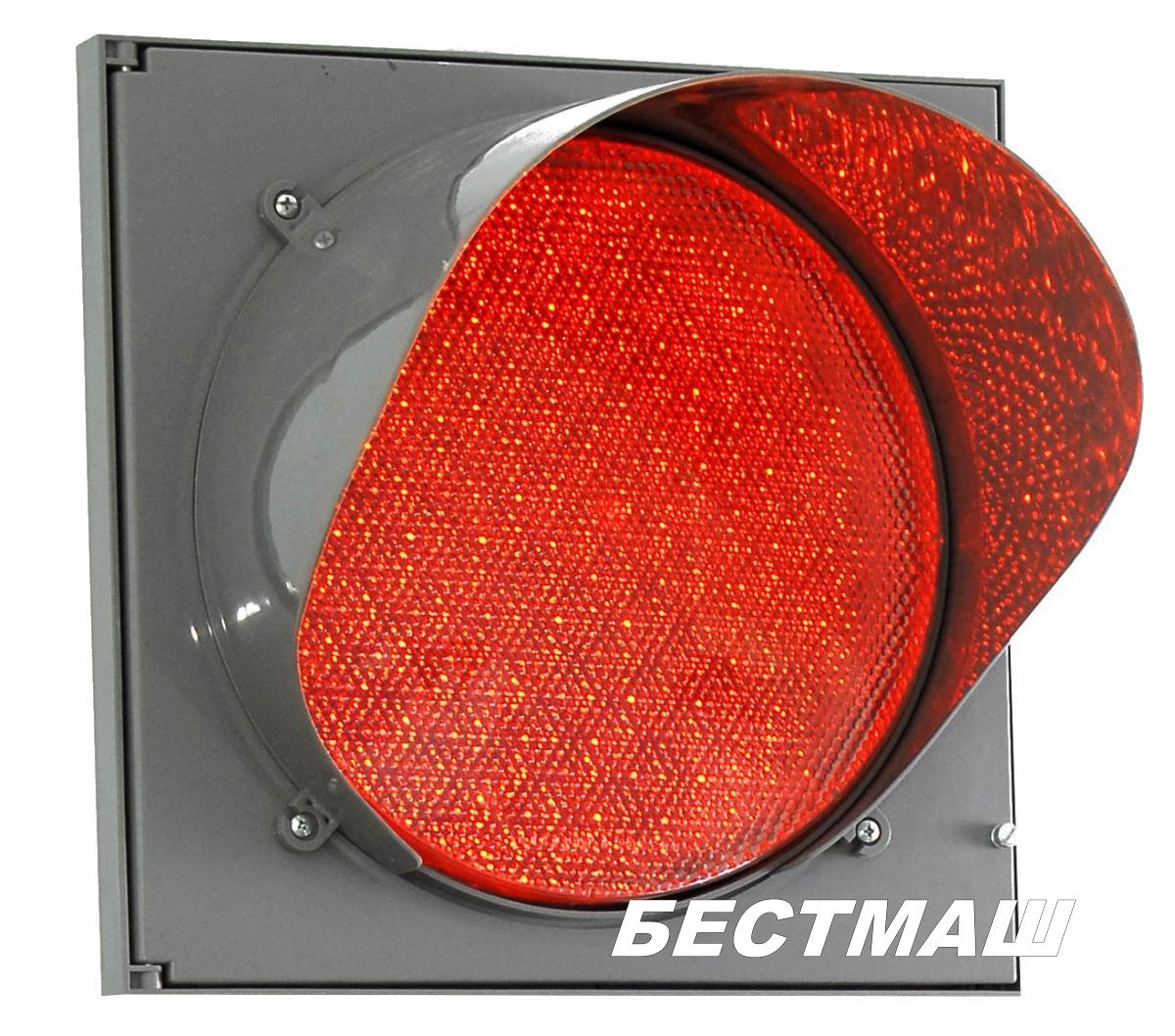Светофор светодиодный Т.6.1, d200мм (крепление в комплекте)