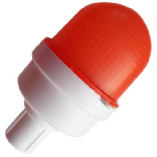 Фонарь сигнальный светодиодный ФС-41 (без батареек)