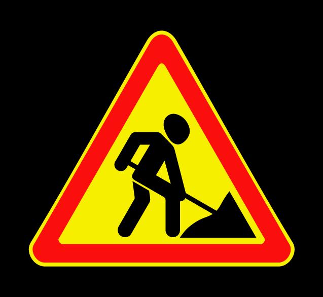 Дорожные работы 1.25