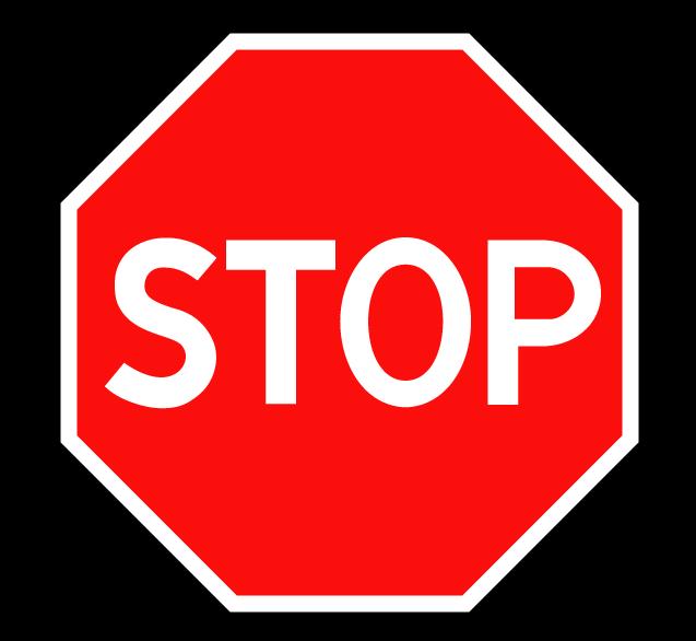 Движение без остановки запрещено 2.5