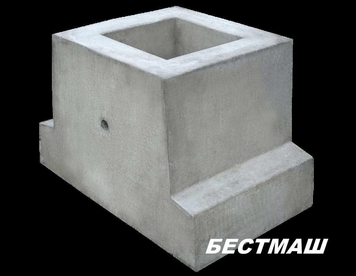 Фундамент под дорожные знаки Ф-1 по серии 3.503.9-80