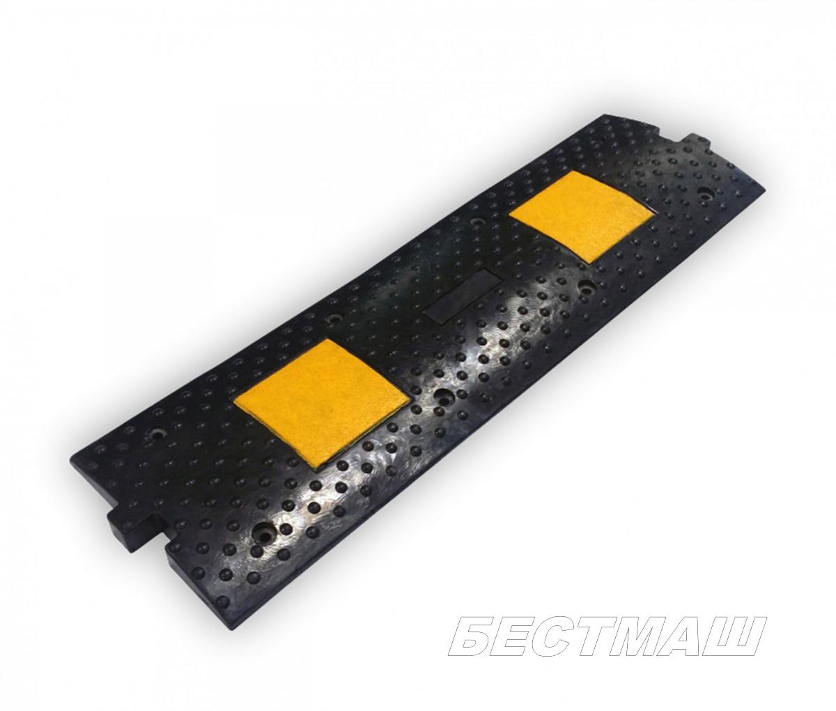 Серединный элемент резина 300*1000 мм