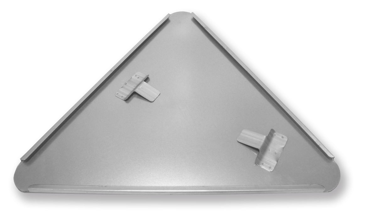 Основа знака треугольник 1500 мм