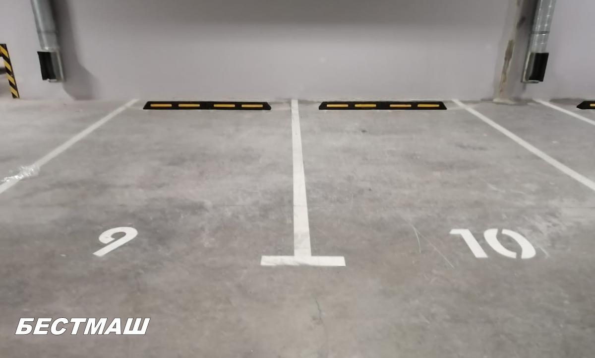Обозначение места (1.13) на парковках